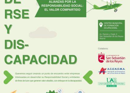 IV Jornada de RSE y Discapacidad: las Alianzas y el valor compartido. ¡Inscríbete!