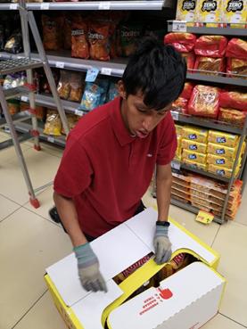 carrefour y APADIS colaboran generando experiencias laborales