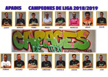 2018-2019 Un año de Éxito Deportivo en APADIS