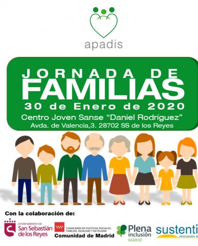 Jornada de Familias de APADIS: nuevos modelos de vivienda para personas con discapacidad intelectual