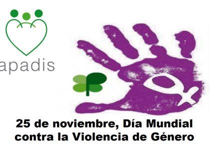 En APADIS nos unimos contra la Violencia de Género