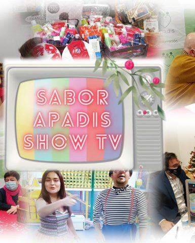 ¡¡GRACIAS POR SER PARTE DE SABOR APADIS TV SHOW!!