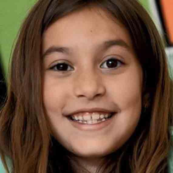 Candela, 7 años