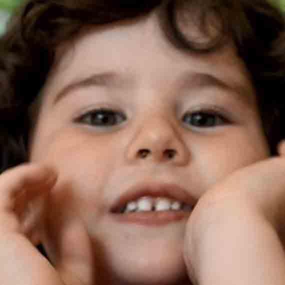 Mauro, 5 años