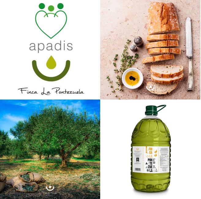 APADIS y La Pontezuela, un proyecto innovador en torno al Aceite de Oliva Virgen Extra