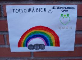 APADIS Y EL COVID-19: CUANDO QUEDARSE EN CASA NO ES UNA OPCIÓN