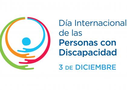Día Internacional de las personas con discapacidad 2020: Participación y Liderazgo de las personas con discapacidad.