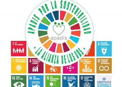 """APADIS y la campaña """"APADIS por la Sostenibilidad: Alianza ODS"""""""