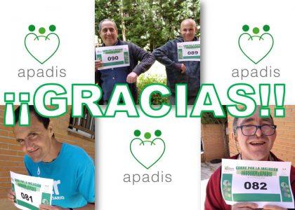 #6000KMxAPADIS: ¡gracias por acercarnos más a la inclusión!