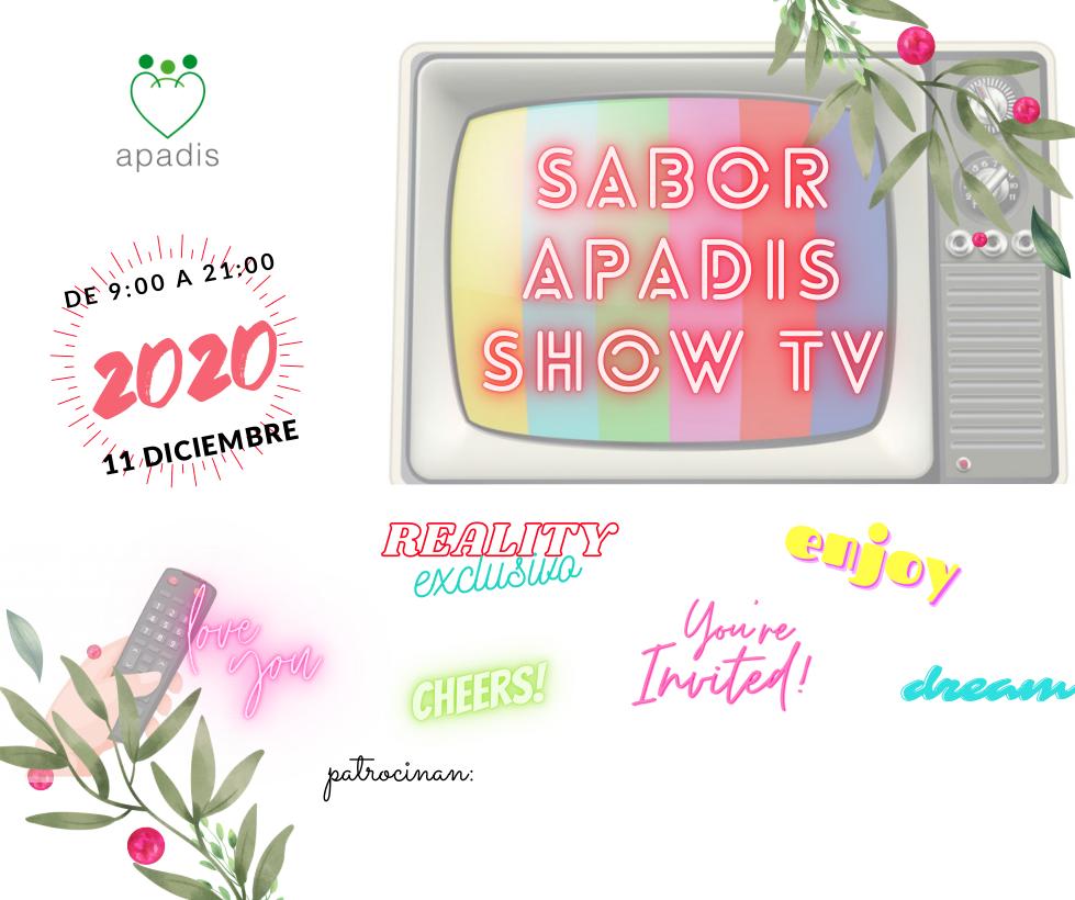 SABOR APADIS SHOW TV