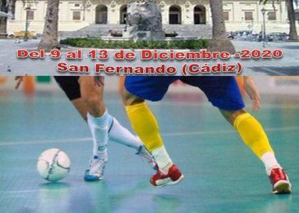 El Equipo de futbol sala APADIS prepara su participación en el Campeonato de España.
