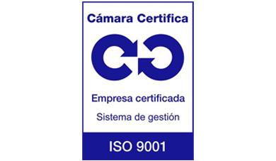 Certificado de Cámara Certifica