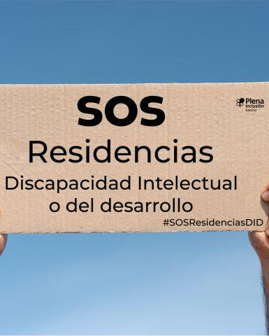 SOS Residencias: por el derecho a vivienda digna para tod@s