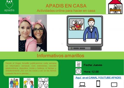 La Actualidad de APADIS desde el Hogar Amarillo