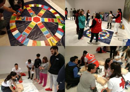 Mondelez y su Voluntariado Corporativo: ¡Visitamos Cruz Roja!