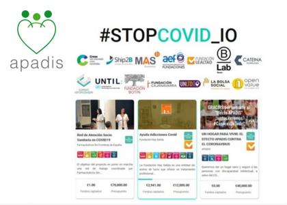 APADIS, en la vanguardia de la transparencia: plataforma digital contra el COVID-19